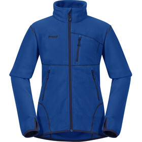 Bergans Runde Jacket Youth dark royal blue/navy